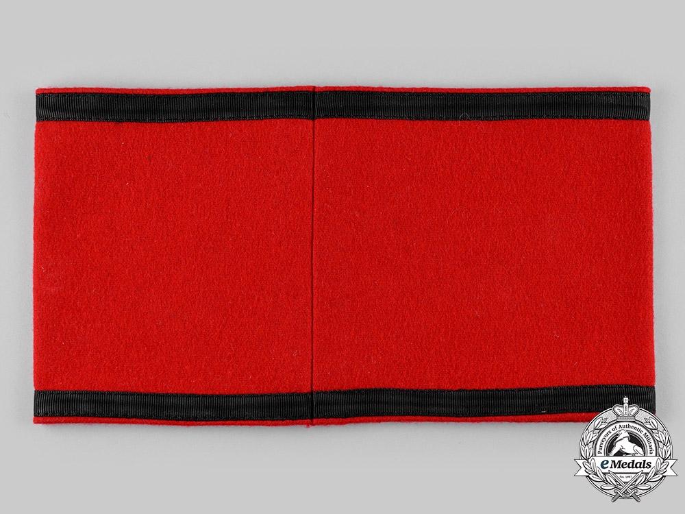 Germany, SS. A SS-Style NSDAP Armband