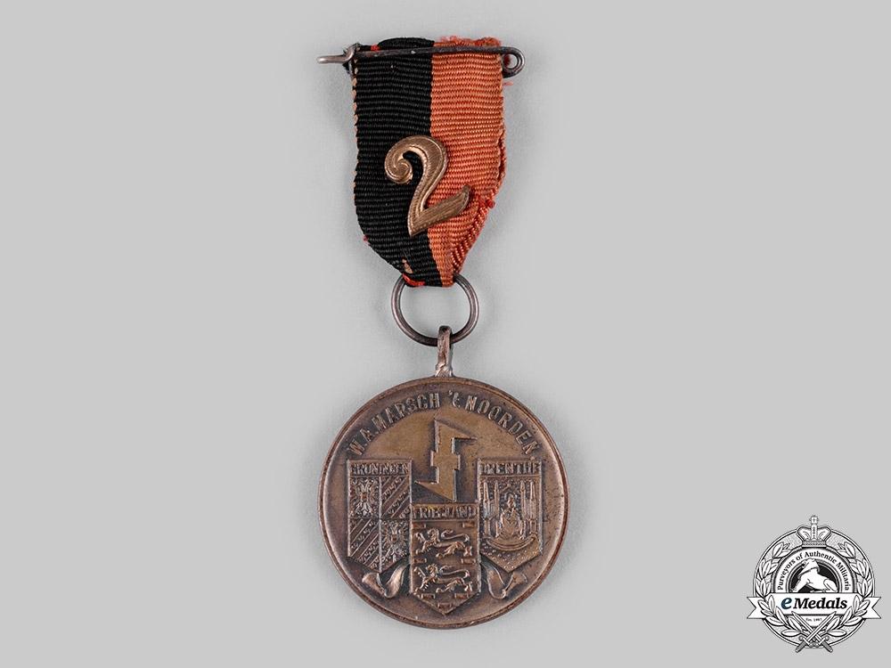 Netherlands, NSB. A 1941 Noorden NSB Rally Medal