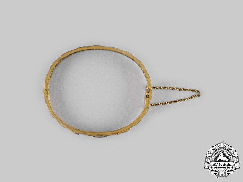 Germany, Imperial. A First War Bracelet