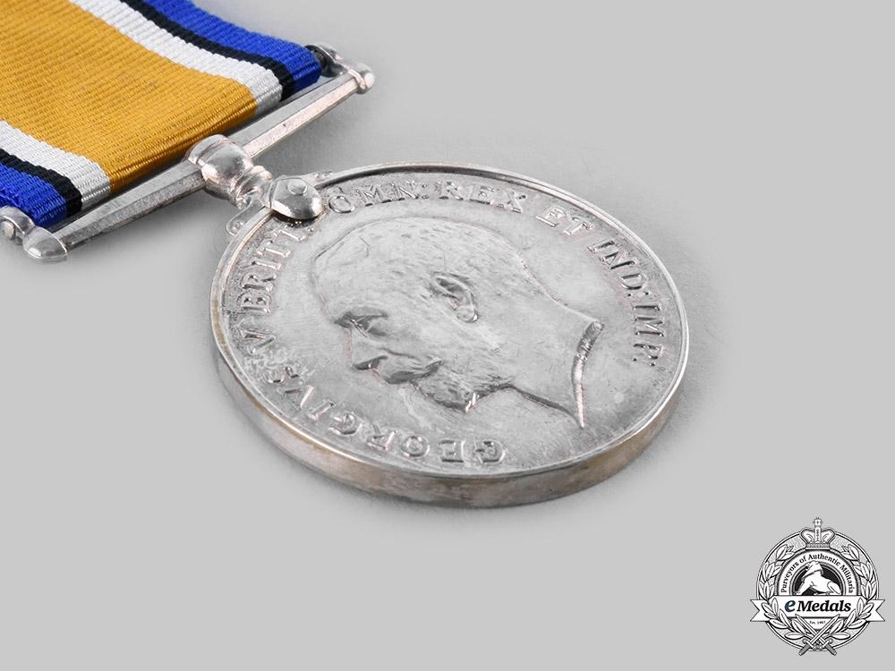 Canada, United Kingdom. An Unnamed British War Medal