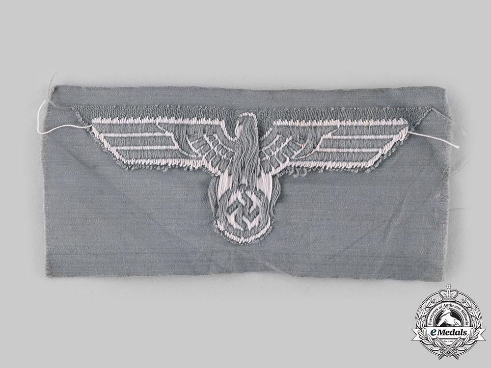 Germany, Heer. An EM/NCO's M44 Breast Eagle