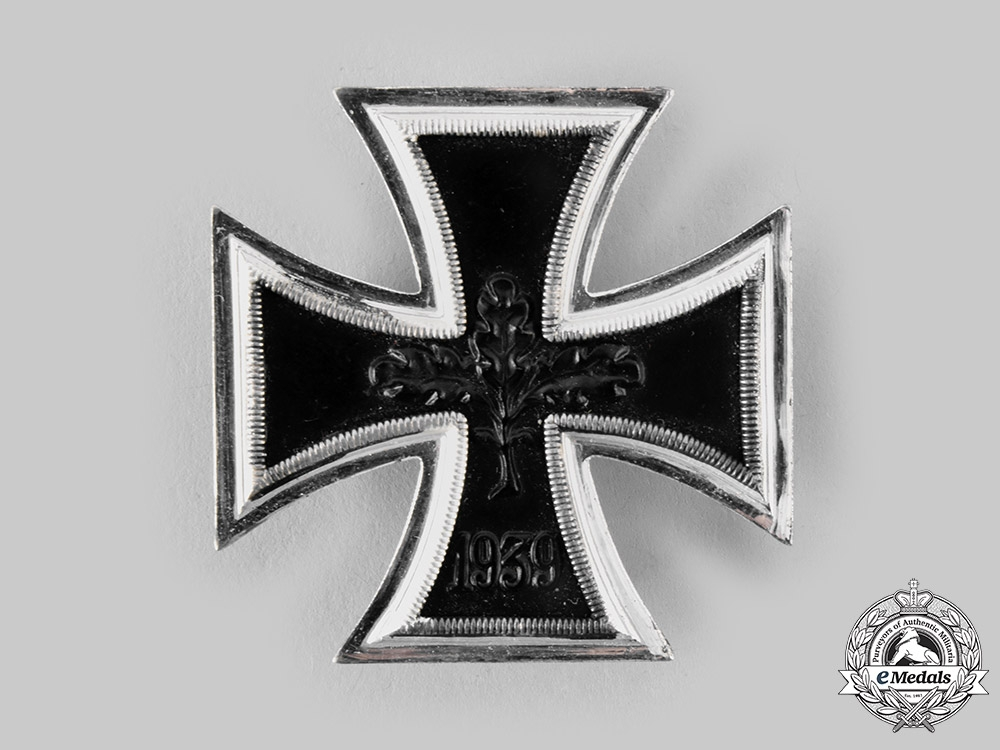 Germany, Federal Republic. An Iron Cross, I Class, 1957 Issue