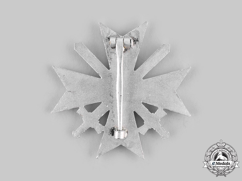Germany, Wehrmacht. A War Merit Cross 1939 with Swords, 1957 Version