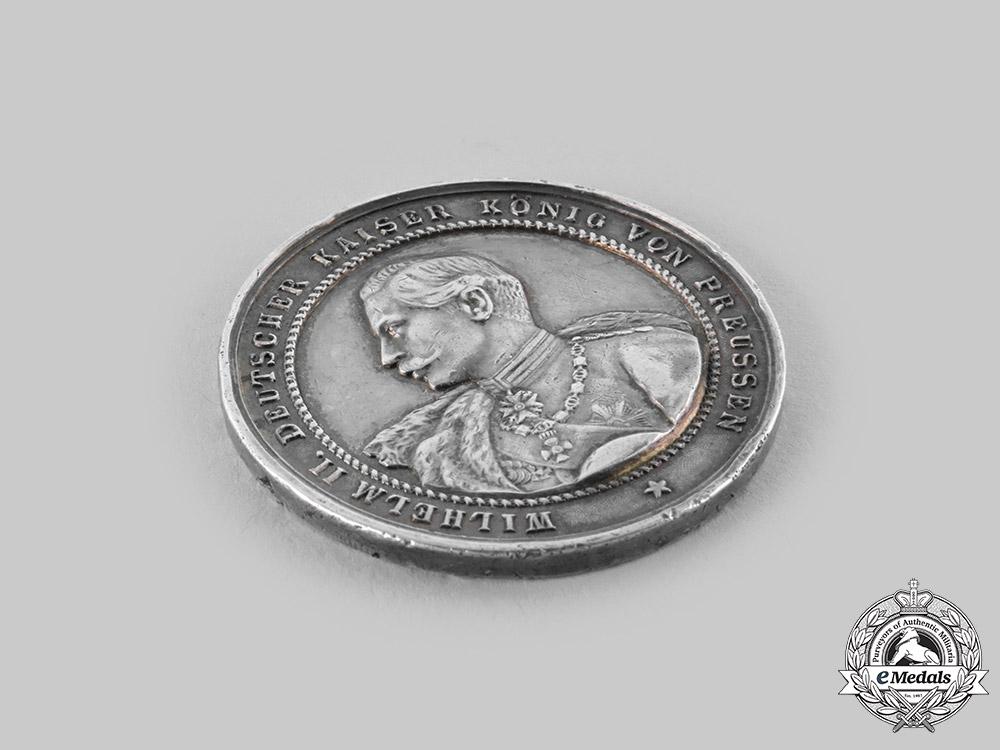 Prussia, Kingdom. A Wilhelm II Table Medal