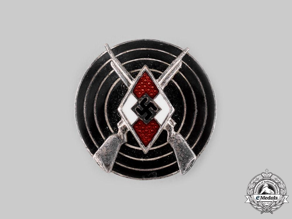 Germany, HJ. A Marksmanship Badge by Förster & Barth
