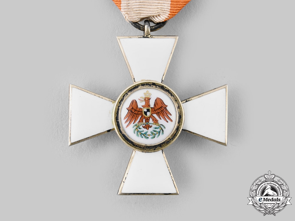 Prussia, Kingdom. An Order of the Red Eagle, III Class with Bow, c.1900