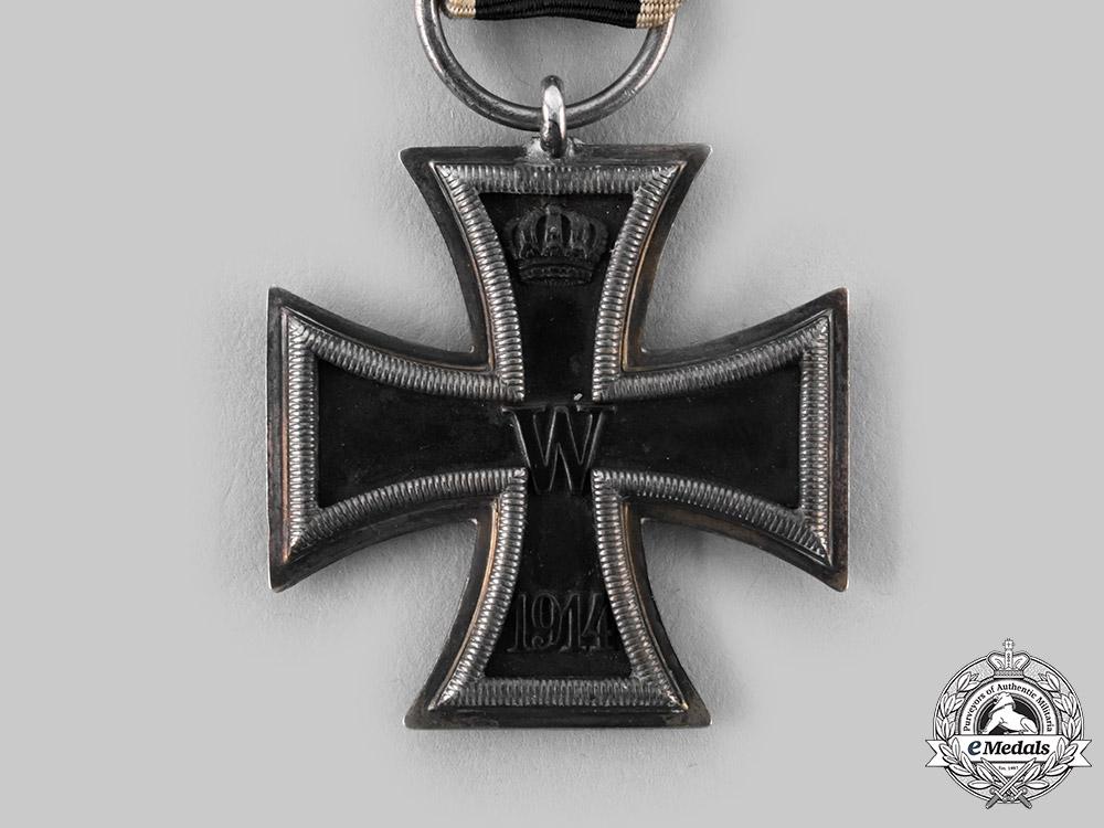 Germany, Imperial. A 1914 Iron Cross II Class, Prinzen Size