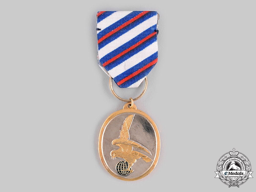 China, Republic (Taiwan). An Air Force Rapacious Condor Medal