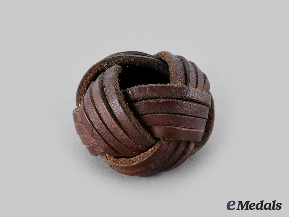 Germany, HJ. A Scarf Knot (Woggle)