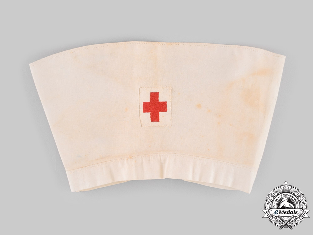 Germany, DRK. A Pair of German Red Cross Uniform Accessories
