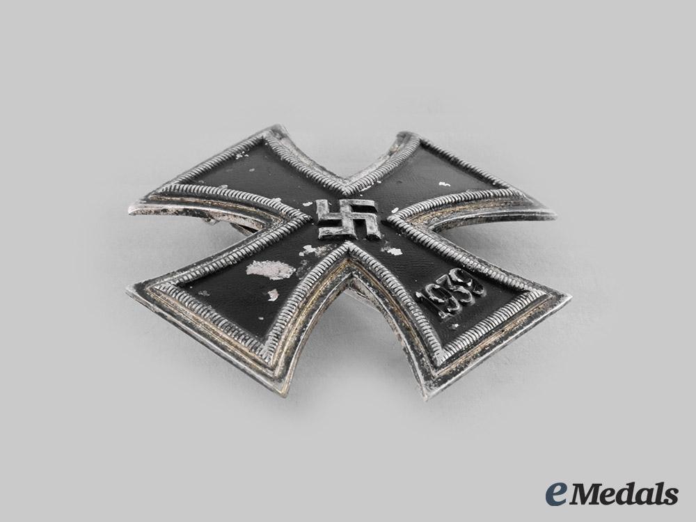 Germany, Wehrmacht. A 1939 Iron Cross I Class, Schinkel Version