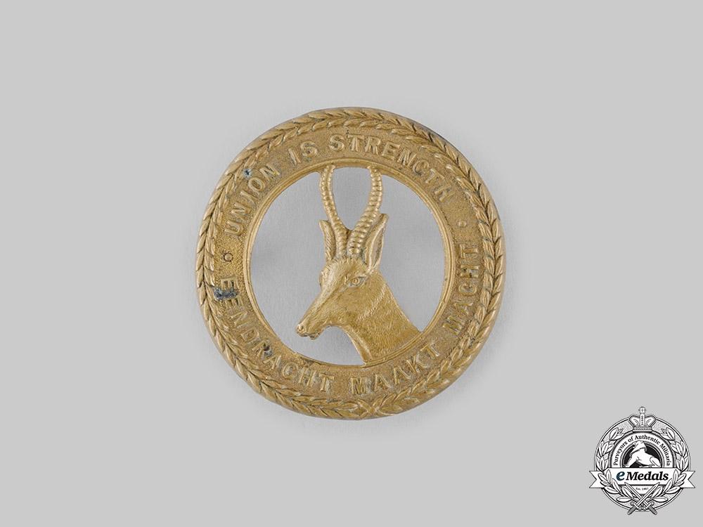 South Africa, Republic. A General Service Insignia Set, c.1945