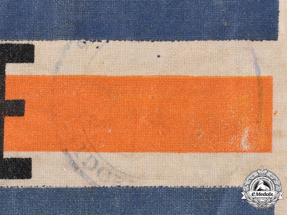 Netherlands, Kingdom. A Dutch Resistance Member's Armband
