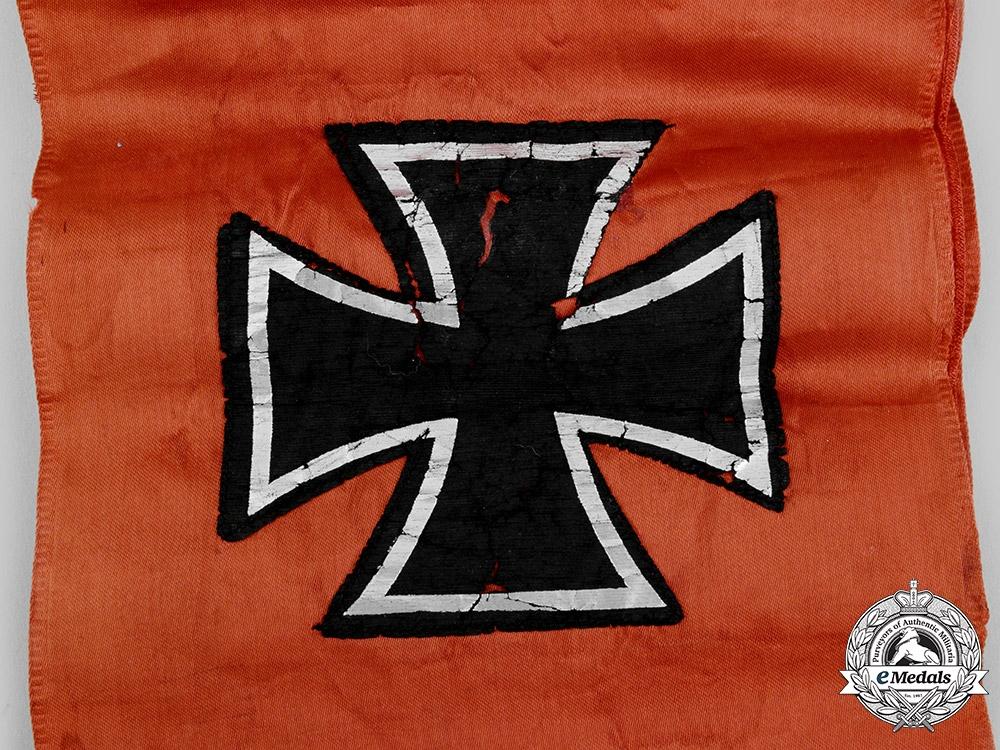 Germany, Third Reich. A Third Reich Funeral Sash