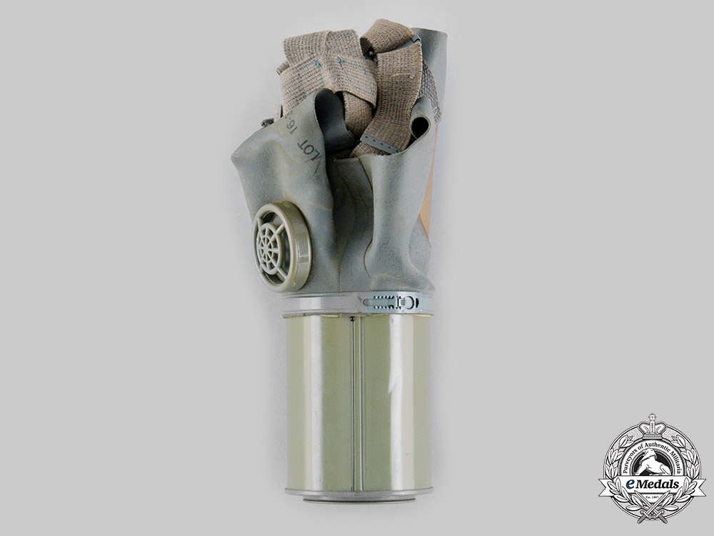 United States. A Non-Combatant Gas Mask