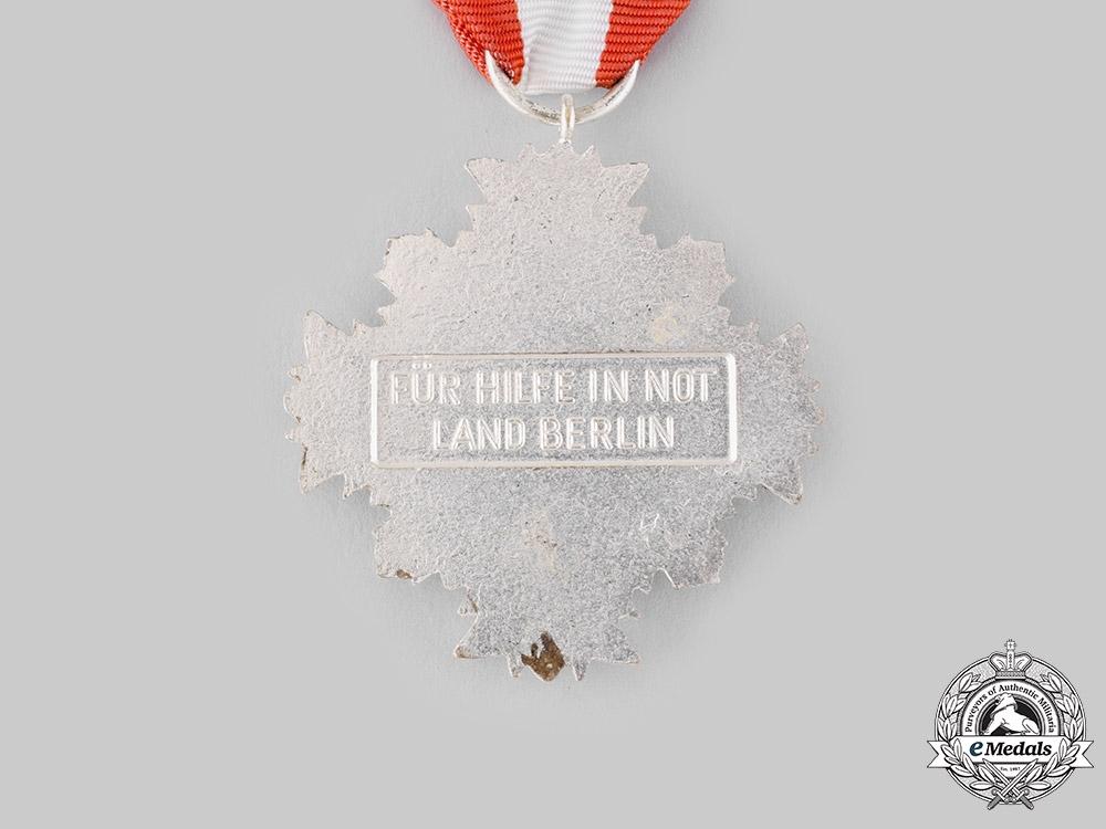 Germany, Federal Republic. A Berlin Fire Brigade Honour Badge