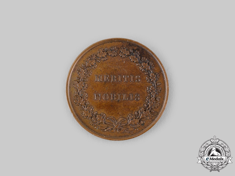 Saxe-Weimar and Eisenach, Grand Duchy. A Medal of Merit