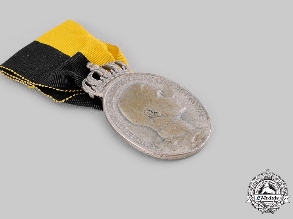 Saxe-Coburg and Gotha, Duchy. An Honour Badge for Homeland Service, c.1918