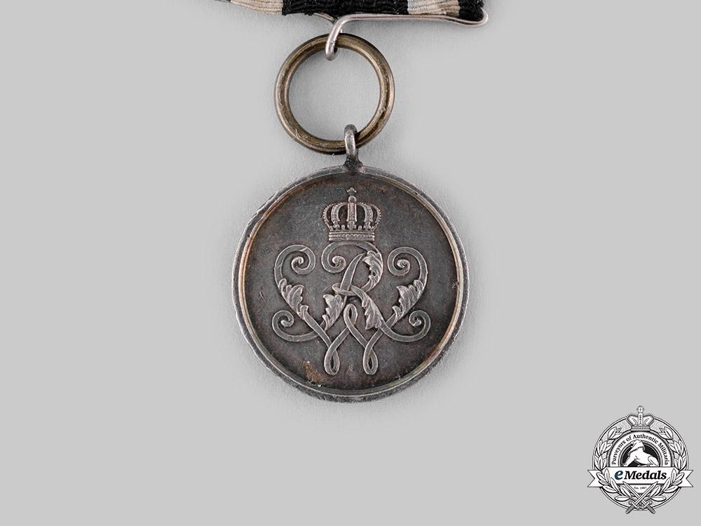 Prussia, Kingdom. A Warrior Merit Medal, c.1900