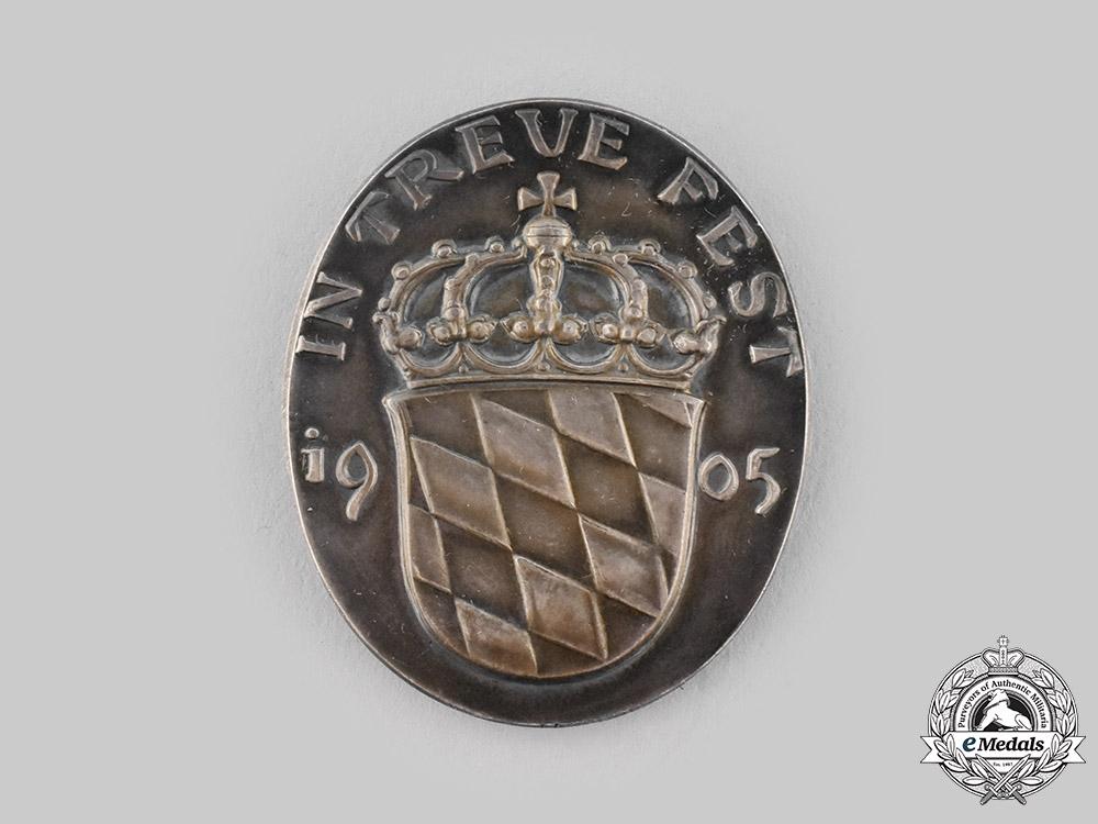 Bavaria, Kingdom. A Prince Regent Luitpold Medal with Presentation Case