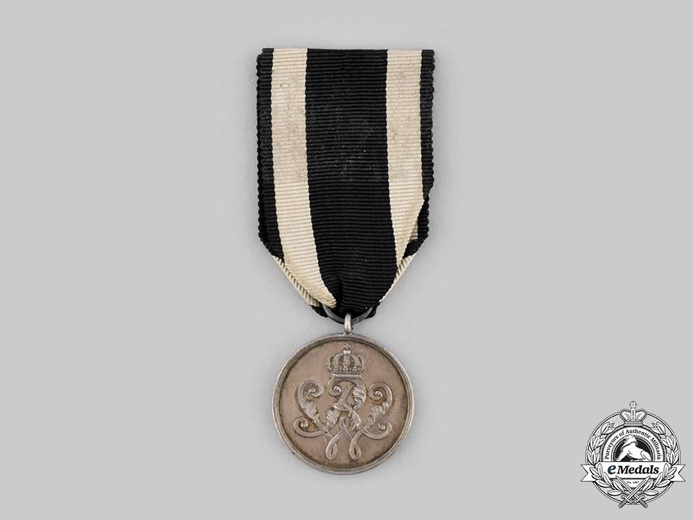 Prussia, Kingdom. A Military Merit Medal, II Class, c.1885