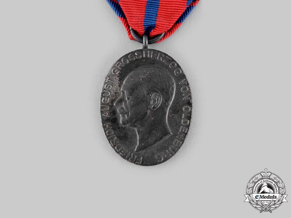 Oldenburg, Grand Duchy. A War Merit Medal 1916