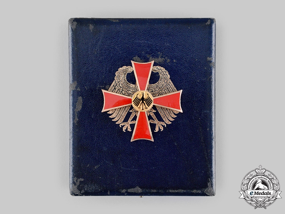 Germany, Federal Republic (West Germany). An Order of Merit, I Class
