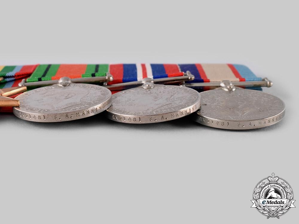 Australia, Commonwealth. A Group of Six, 2/13th Australian Field Company, Australian Imperial Force