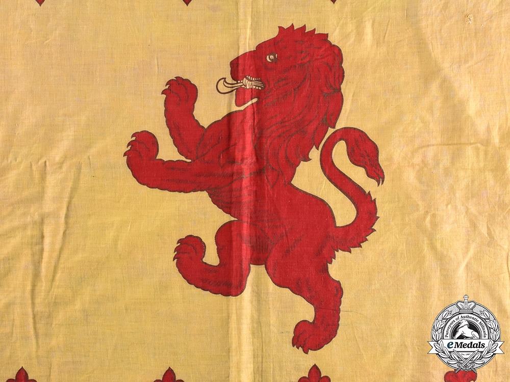 United Kingdom. A Royal Standard, c.1880
