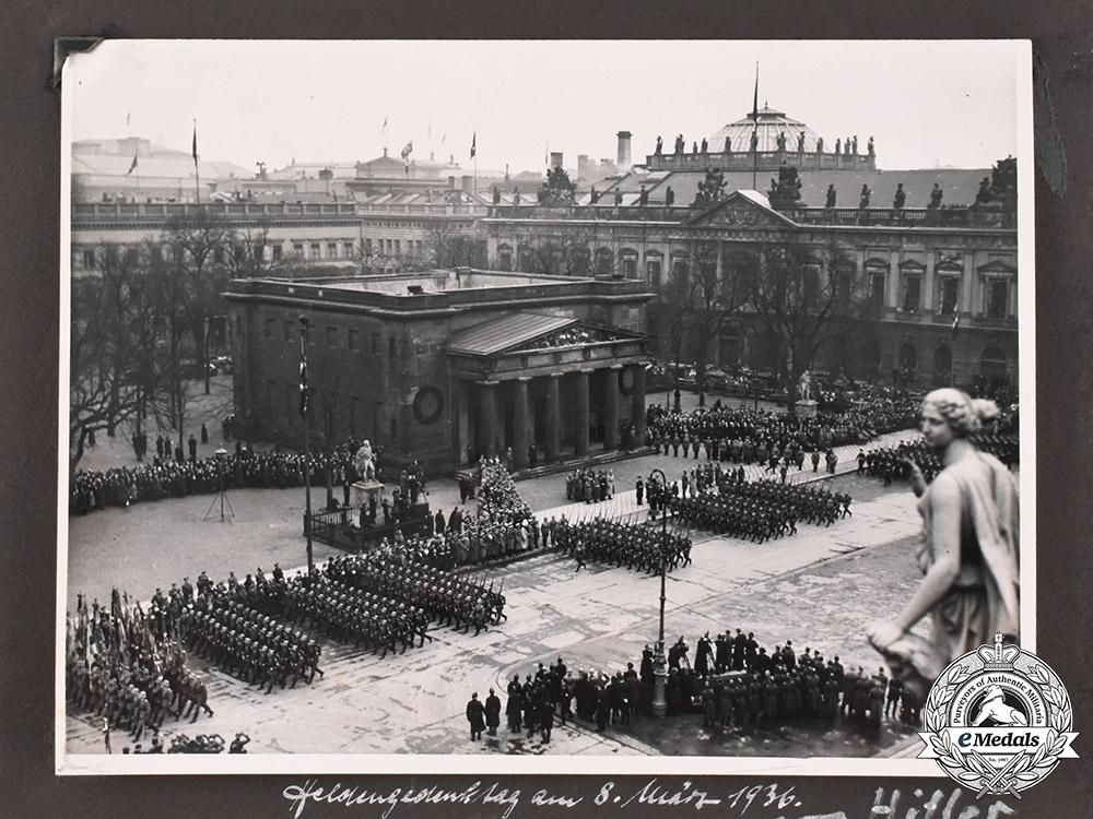 Germany, Heer. An Early Pre-War Photo Album