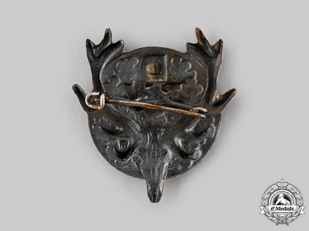 Germany, DJV. A German Hunting Association (DJV) Badge