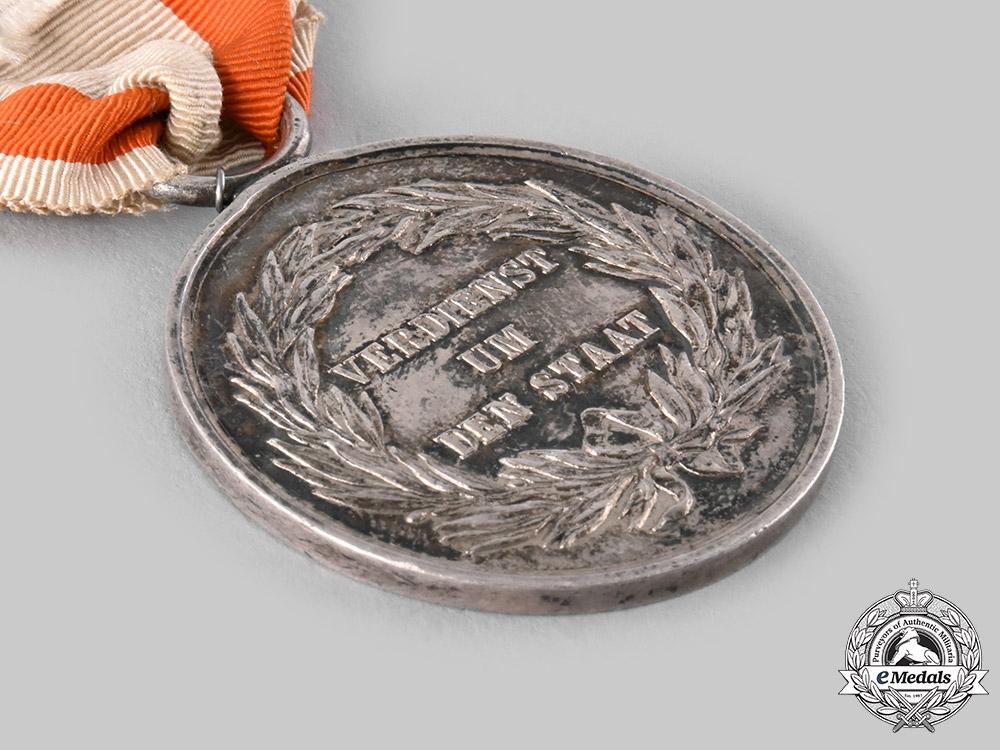 Prussia, Kingdom. A General Honour Medal, II Class, c.1914
