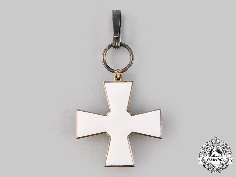 Finland, Republic. An Order of the Lion, Commander I Class Cross, c.1954