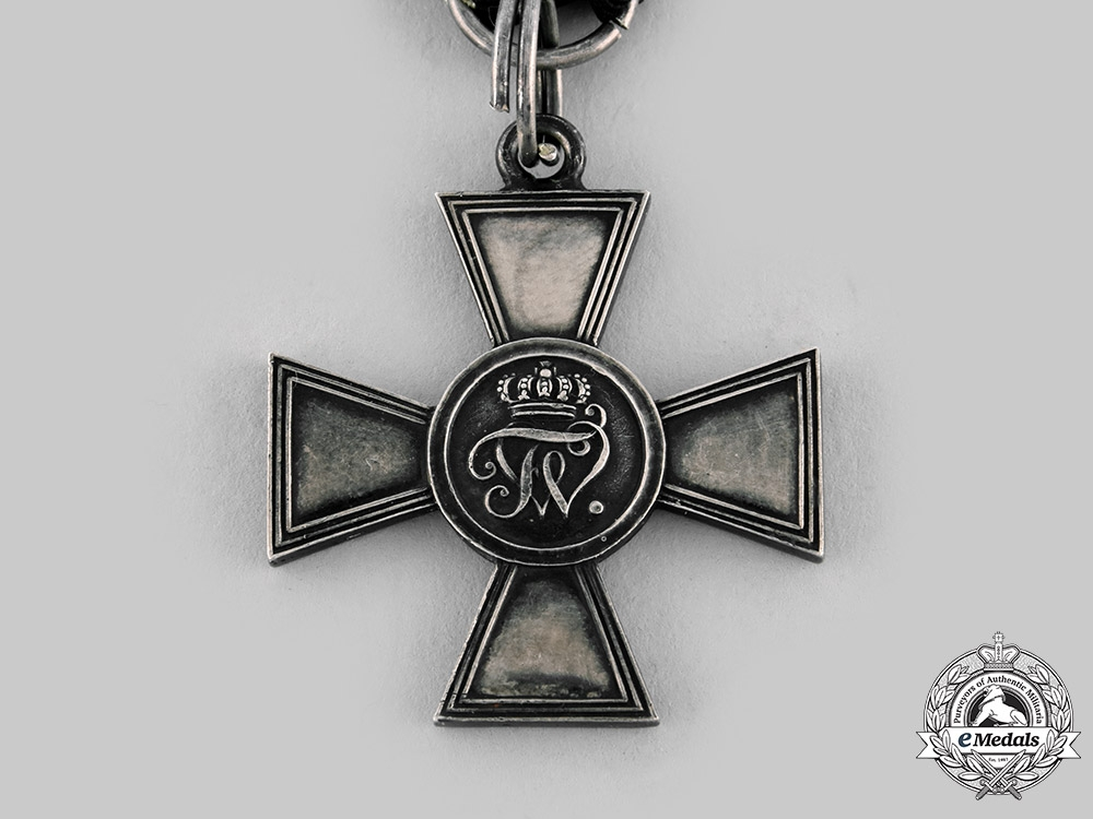 Prussia, Kingdom. A Military Merit Cross, Museum Display Example