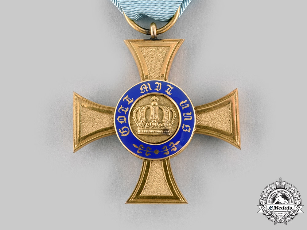 Prussia, Kingdom. A Royal Order of the Crown, IV Class, c. 1900