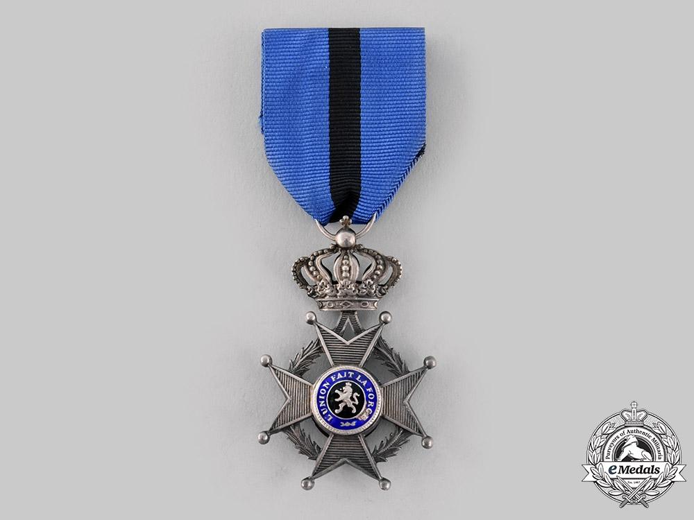 Belgium, Kingdom. An Order of Leopold II, V Knight, c.1935