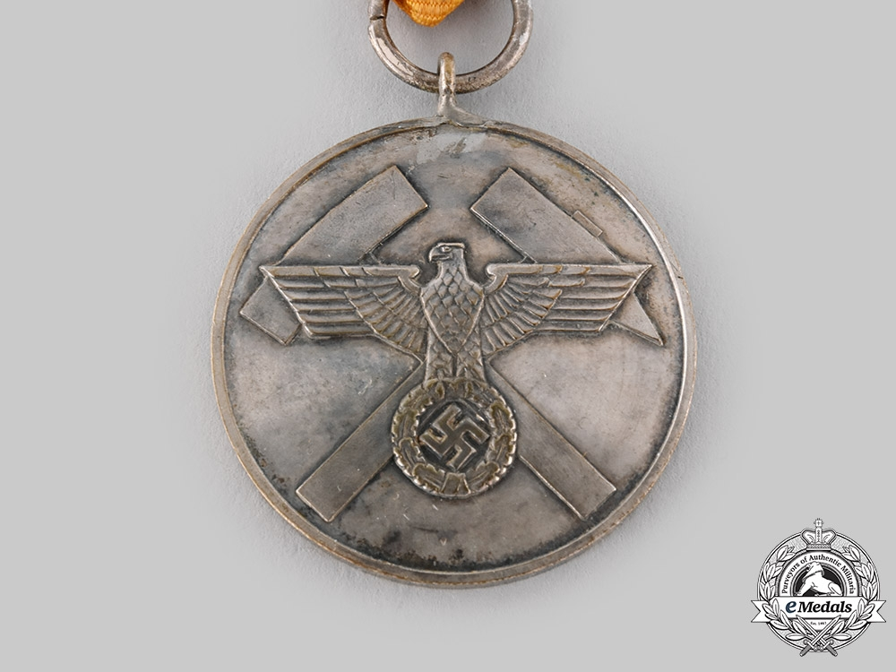 Germany, Third Reich. A Medal for Mine Rescue
