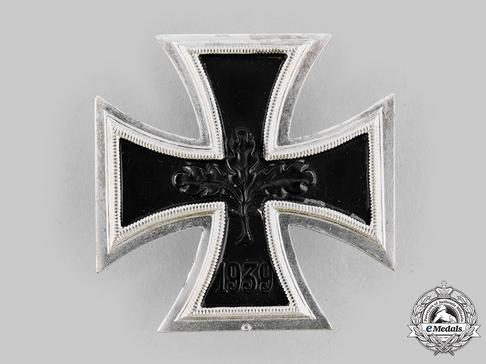 Germany, Federal Republic. A Pair of Iron Crosses, 1957 Version