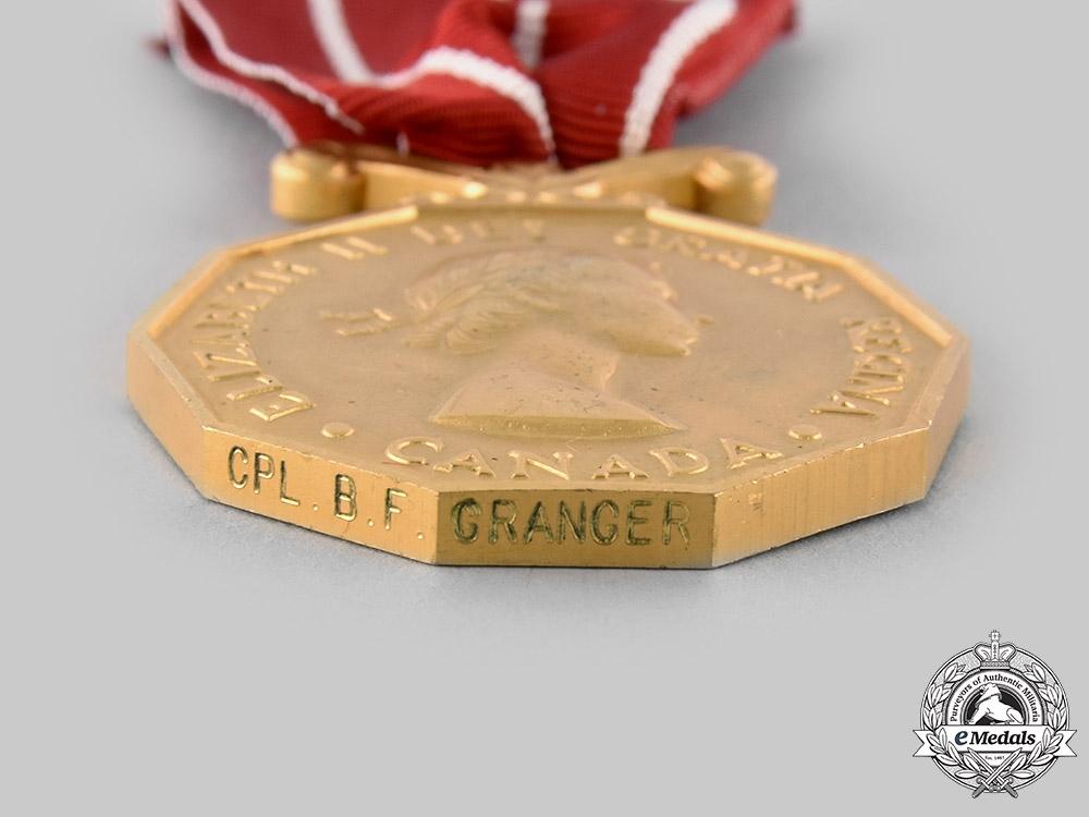 Canada, Commonwealth. Three Elizabeth II Canadian Forces' Decorations