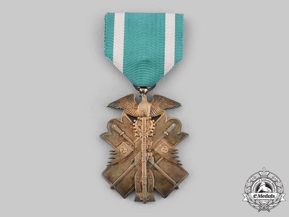 Japan, Empire. An Order of the Golden Kite, VI Class, c.1930