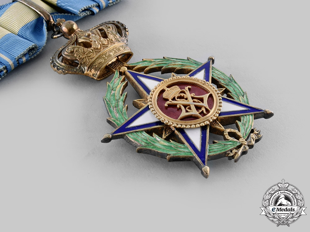 Belgium, Kingdom. An Order of the African Star, Commander, c.1950