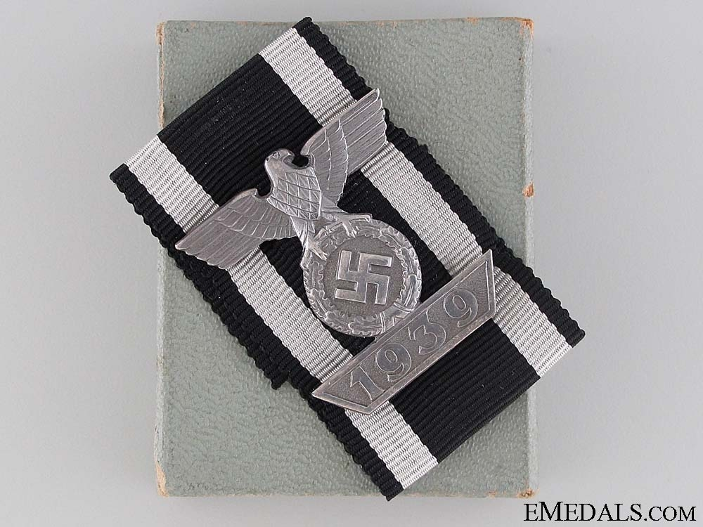 Clasp to Iron Cross 2nd Class 1939