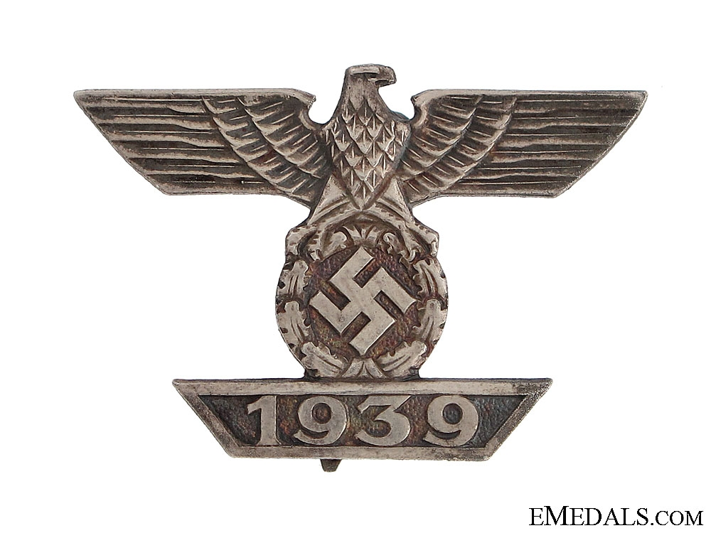 Clasp to the Iron Cross First Class 1939