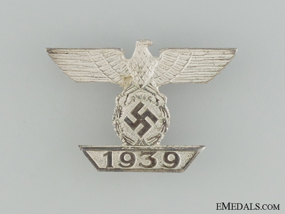 Clasp to the Iron Cross 1st Class 1939