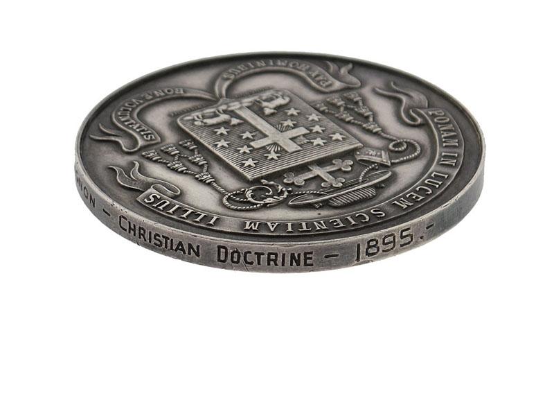 (Univeristy of Ottawa) Academic Achievement Medal, 1895