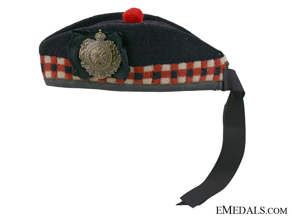 A First War 236 Infantry Battalion Glengarry