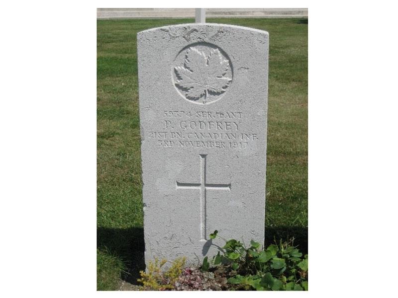 Memorial Group - 21st Battalion & Passchendaele KIA
