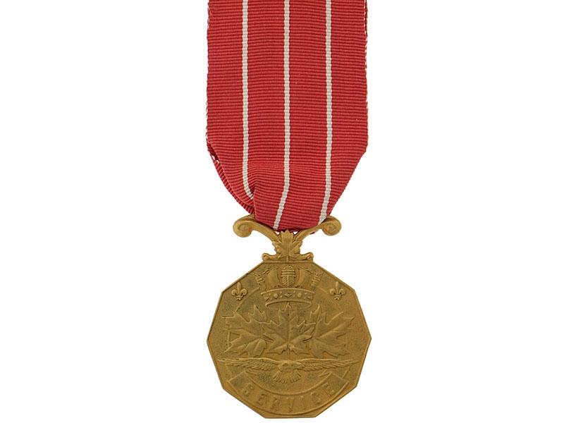 Canadian Forces Decoration