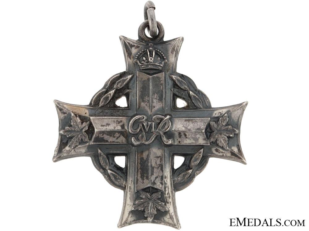 Memorial Cross - Les Fusiliers Mont-Royal