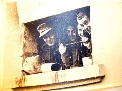 SIX DOMOBRAN PHOTOS 1942-44